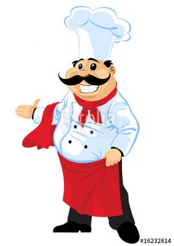 Hotel clipart chef cooking