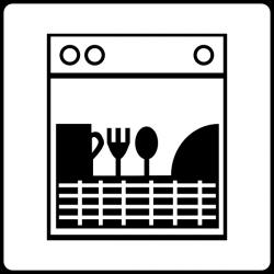 Hotel clipart dish