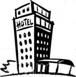 Hotel clipart high low