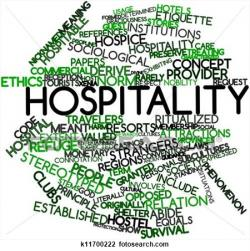 Hotel clipart hospitality and tourism