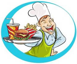 The Kitchen clipart food and beverage service
