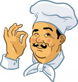 Baking clipart chef