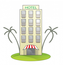 Hotel clipart transparent