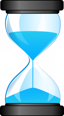 Hourglass clipart egg timer
