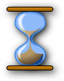 Hourglass clipart game time