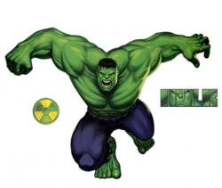 Hulk Smash Clipart