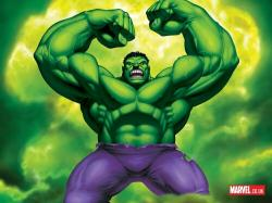 Hulk clipart angry