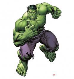 Hulk clipart avenger