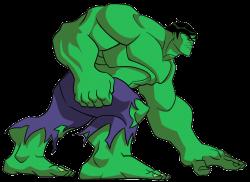 Hulk clipart disney