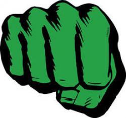 Hulk clipart hand