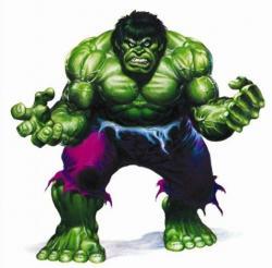 Hulk clipart incredible hulk
