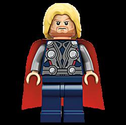 Lego clipart thor