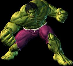 Hulk clipart transparent