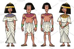 Market clipart ancient egypt