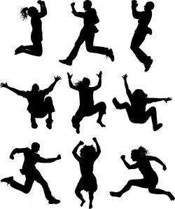 Human clipart dancing