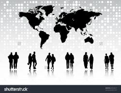 Human clipart human migration
