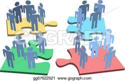 Puzzle clipart organization