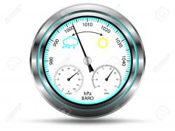 Humidity clipart barometer
