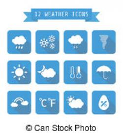 Humidity clipart icon