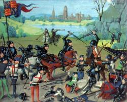 Hundred Years War clipart