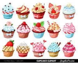 Hut clipart cupcake