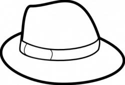 Hut clipart outline