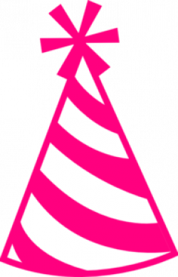 Hut clipart pink party
