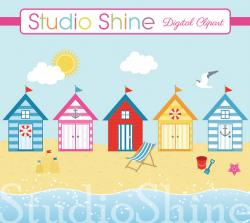 Sea clipart seaside