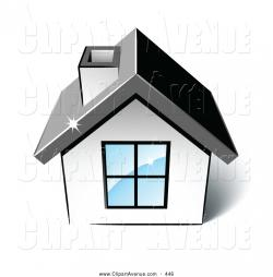 Roof clipart chimney