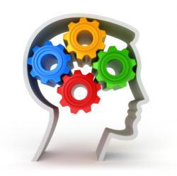 Hypnotic clipart brain