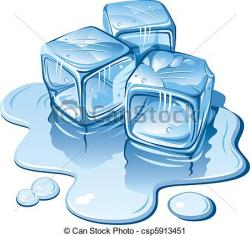 Ice Cube clipart icon