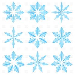 Crystals clipart ice crystal