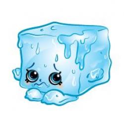 Ice Cube clipart cute