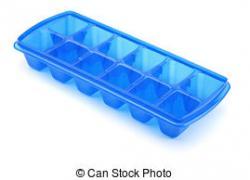 Ice Cube clipart plastic