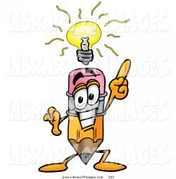 Idea clipart bright idea