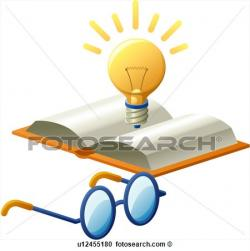 Knowledge clipart graphic