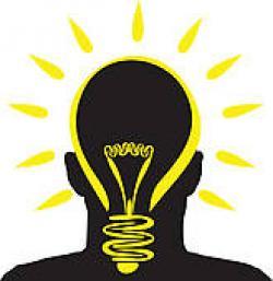 Mind clipart lightbulb
