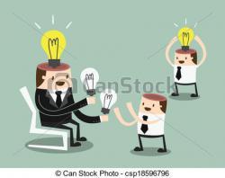 Idea clipart share idea