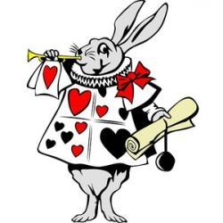 Iiii clipart rabbit