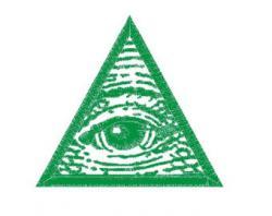 Illuminati clipart