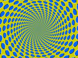 Illusion clipart apparent motion