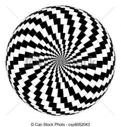Illusion clipart graphic