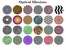Illusion clipart printable