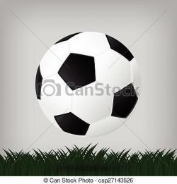 Illusion clipart soccer