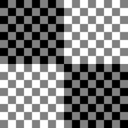 Illusion clipart square