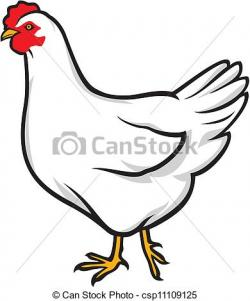 Illustration clipart chicken