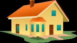 Villa clipart house background