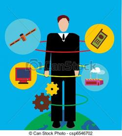 Technology clipart communication technology