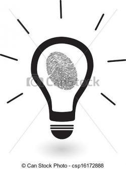 Illustration clipart investigation
