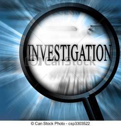 Rime clipart medical investigation